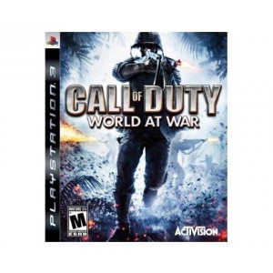 Activision GAME PS3 Call Of Duty - World At War