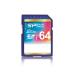 Silicon Power Card SDXC Silicon Power 64GB UHS-I Elite (50MB/s | 15MB/s) CL10