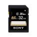 Sony SDHC CARD 32GB SONY UHS-I
