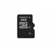 Kingston Card MICRO SD Kingston 4GB 1 Adapter