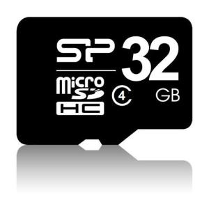 Silicon Power Card MICRO SDHC Silicon Power 32GB Adapter nélkül CL4
