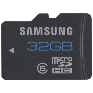 Samsung MICRO SDHC Samsung 32GB 1 Adapterrel CL6