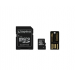 Kingston Card MICRO SD Kingston 16GB 1 Adapter G2 USB reader CL10