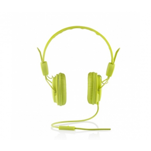 Modecom HEADPHONE MODECOM MC-400 Fruity Green