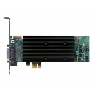 Matrox M9120 PLUS LP DH 512MB DDR2 PCI-Ex1 Dual DVI passzív