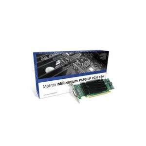 Matrox Millennium P690 Low-Profile PCI-E 128MB LFH-60 BRA