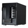 Lian Li HÁZ LIAN LI PC-Q25B Mini-ITX Cube - fekete