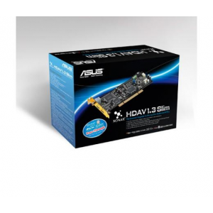 Asus SOUND CARD ASUS XONAR HDAV 1.3 Slim PCI