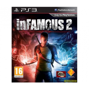 Sony GAME PS3 inFamous 2