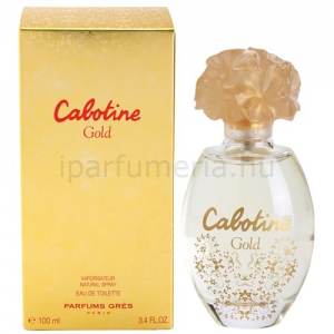 Gres Cabotine Gold EDT 100 ml