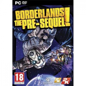 2K Games Borderlands: The Pre-Sequel - PC