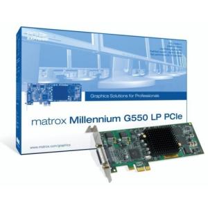 Matrox Millennium G550 PCI-E 32MB DDR DualHead Dual DVI