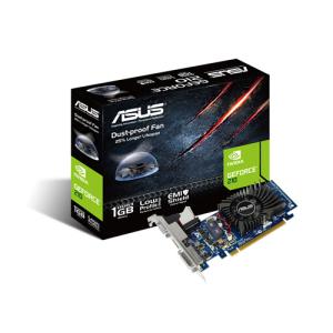 Asus VGA Asus PCIe NVIDIA 210 1GB DDR3 - 210-1GD3-L