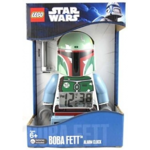LEGO Star Wars Boba Fett ébresztőóra