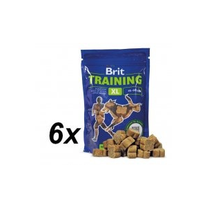 Brit Training Snack jutalomfalat XL 6x500g