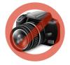 Segédolvasó SOYAL AR-721UB piros kaputelefon