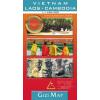 Vietnam, Laosz, Kambodzsa domborzati térkép - GiziMap