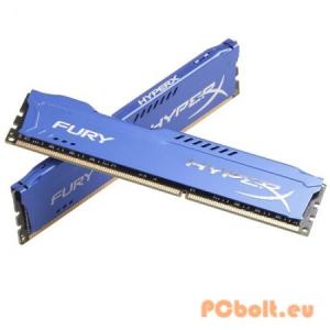 Kingston 8GB DDR3 1600MHz Kit(2x4GB) HyperX Fury Blue Series