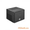 """CoolerMaster Elite 110 Advanced Black,3x3,5"""",ITX,Mini-ITX,Audio,Táp nélkül,260x208x280mm,2xUSB3.0"""
