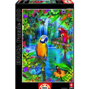 Educa Educa 500 db-os puzzle - Trópusi paradicsom (15512)