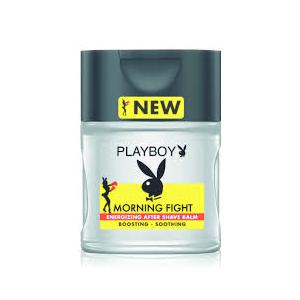 Playboy Morning Fight férfi Borotválkozás utáni balzsam 100ml