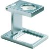 Eschenbach Precíziós szál számláló nagyító, fém, 20x20mm, 8-szeres Eschenbach 1256 8,0 x