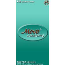 MOVO condoms szuper rücskös gumióvszer (12db) óvszer