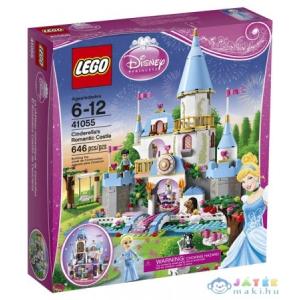 LEGO Lego Disney Princess (Hercegnők): Hamupipoke Kastélya 41055