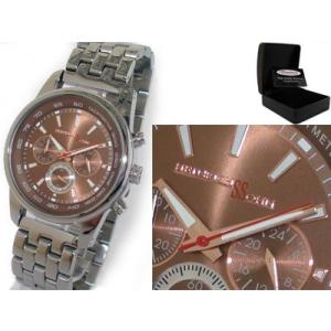 heinrichssohn stockholm copper hs1004 férfi chronograph kronográf óra