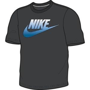Nike TEE-FUTURA FADE SLIM 589839-060