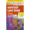 Fokváros vízhatlan várostérkép tömegközlekedéssel - Marco Polo