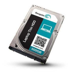 Seagate Momentus Thin 500GB 5400RPM 16MB SATA2 ST500LT025