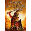 Simon Scarrow, T. J. Andrews Aréna