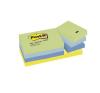 3M POSTIT Öntapadó jegyzettömb, 38x51 mm, 100 lap, 3M POSTIT, álmodozó színek jegyzettömb