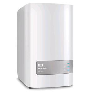 Western Digital My Cloud Mirror 6TB USB3.0 WDBZVM0060J