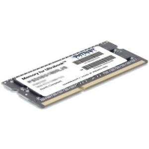 Patriot DDR3 Ultrabook SODIMM Patriot 8GB 1600MHz CL11 1.35V