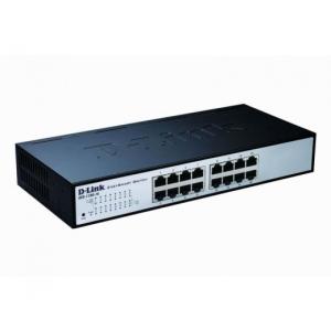 D-Link NET D-LINK DES-1100-16 16x100Mbps Switch EasySmart