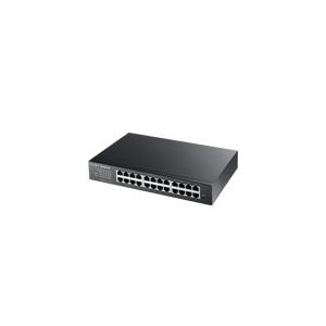 ZyXEL GS-1900-24E 24G web smart switch