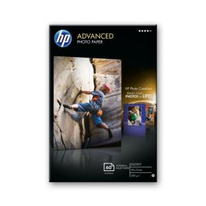 HP PAPÍR HP Advanced Glossy Photo 250g 10x15cm borderless 60lap (Q8008A)