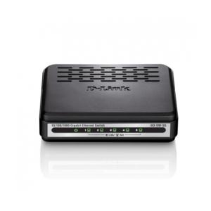 D-Link NET D-LINK GO-SW-5G nem menedzselt asztali Gigabit switch