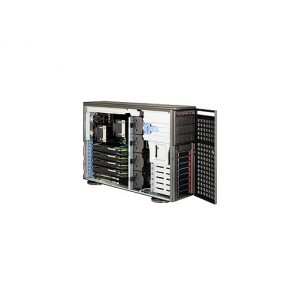 Supermicro SZVR SUPERMICRO - Super Server - Intel - 4U / Towerserver - SYS-7046GT-TRF