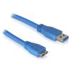 DELOCK Cable USB3.0 A > Micro USB3.0 3m