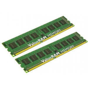 Kingston SRM DDR3 PC10600 1333MHz 16GB KINGSTON ECC KIT2 CL9