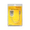 DELOCK I/O DELOCK USB 2.0 Ethernet adapter (61147)