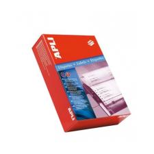 APLI APLI mátrixhoz 1 pályás 127x36mm 4000db/cs | Mátrix etikettek etikett