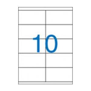 VICTORIA uni. 105x57mm 1000db/cs | Általános etikettek