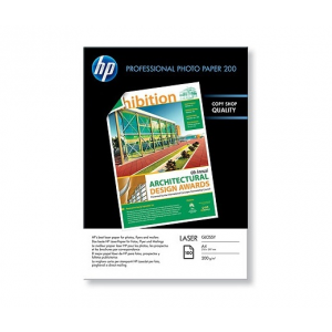 HP PAPÍR HP Professional Laser Photo Glossy 100 lap 200 g/m (CG966A)