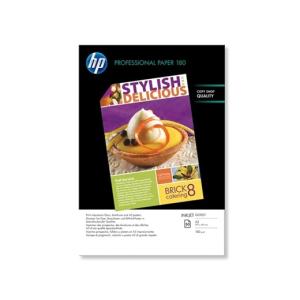 HP PAPÍR HP brochure . flyer Glossy 180g A3 50lap (C6821A)