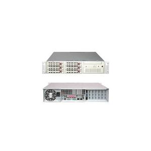 Supermicro SZVR SUPERMICRO - Super Server - Intel - 2U - SYS-6025B-8B
