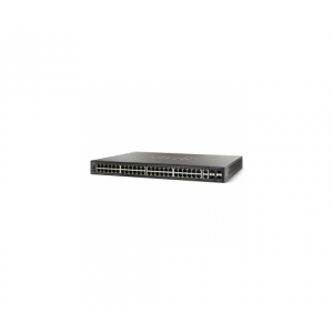 Cisco NET CISCO SF500-48 10/100 48-port 4xGig(2x5G SFP) Stackable Managed Switch